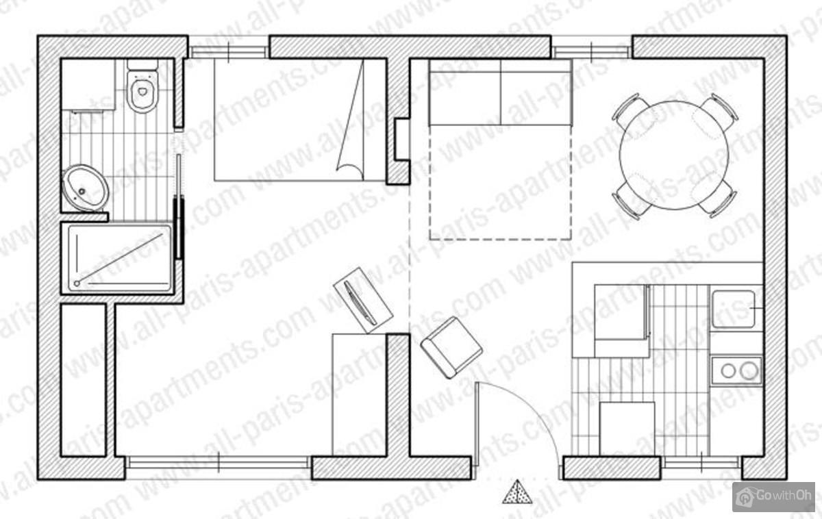 Luminoso appartamento ricavato all 39 interno della - Caldaia all interno dell appartamento ...