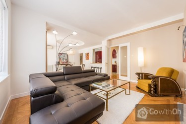 Ious Three Bedroom Apartment In Madrid