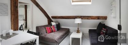 Paris Vacation Rentals: One Bedroom Top.