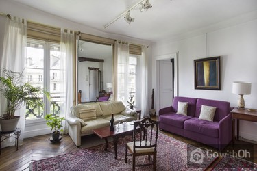 Paris Vacation Rentals: Charming.