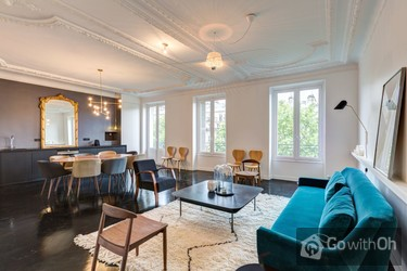 Paris Vacation Rentals: Luxurious.