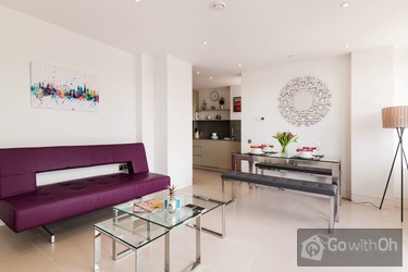 El gant appartement pour 7 dans le centre de londres - Lincroyable maison book tower londres ...