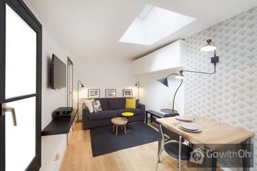 appartamenti vacanze parigi: appartamento vicino a notre dame - Zona Migliore Soggiorno Parigi 2