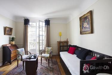 Paris vacation rentals: Apartment for 5 in Montmartre