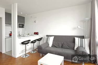 Paris Vacation Rentals: Studio Near The.