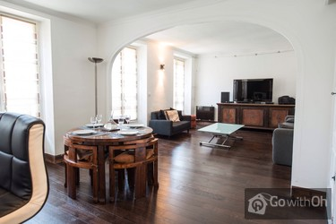 Delightful Paris Vacation Rentals: Flat 4 In Montmartre