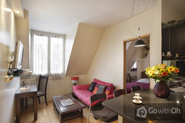 Paris Vacation Rentals Duplex Close To
