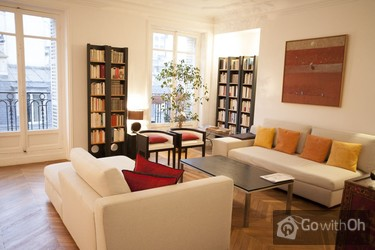 3 bedroom apartment for 5 people in the