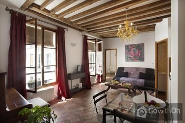 appartamenti parigi quartiere latino | all-paris-apartments - Zona Migliore Soggiorno Parigi