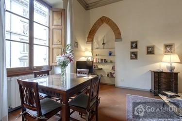 Noble Apartment 50 Metres From The Piazza Della Signoria