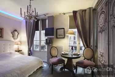 Paris vacation rentals flat just 50m from the pompidou centre for Apartamentos baratos en sevilla por dias