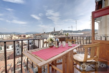 Peaceful Oasis With Panoramic Views Of Centre Florence