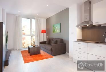moderne mediterrane einrichtung apartment, barcelona apartments | ferienwohnungen mieten mit gowithoh, Design ideen