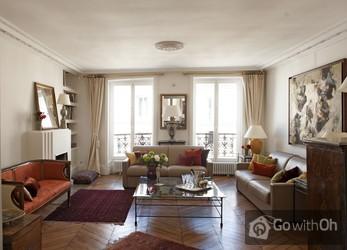 Paris Vacation Rentals: Apartment For 6 At.