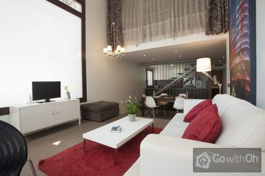 Triplex With 3 Bedrooms For 10 People.