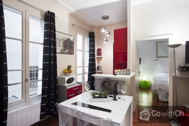 Paris Vacation Rentals: Flat In The Heart.