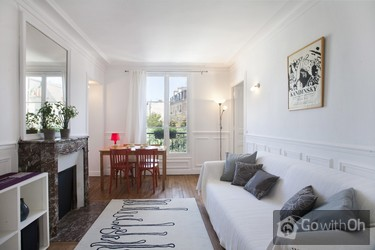 Paris Vacation Rentals Apartment At The