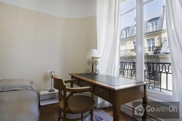 Ferienwohnung Paris: Fewo mit Ausblick auf Saint Germain