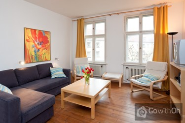 Lovely 2 Room Apartment In Berlin.