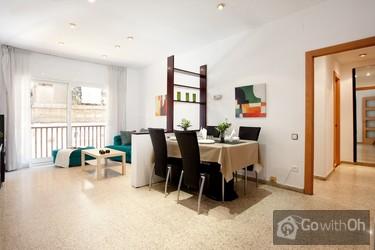 Stilvolle Wohnung Nyc 371 M2 | Buchen Sie Ihre Ferienwohnung Barcelona Jetzt