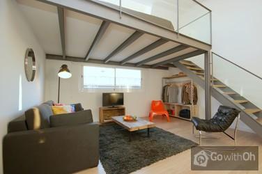 Affitto mensile appartamento con terrazza nel centro for Appartamenti al centro di barcellona