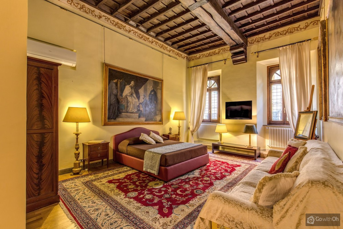 luxurious and elegant apartment near the piazza - Rome Apartments