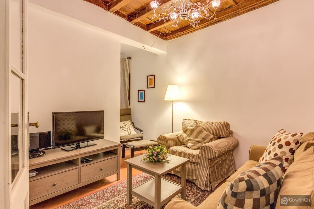 spacious and cozy apartment near piazza navona
