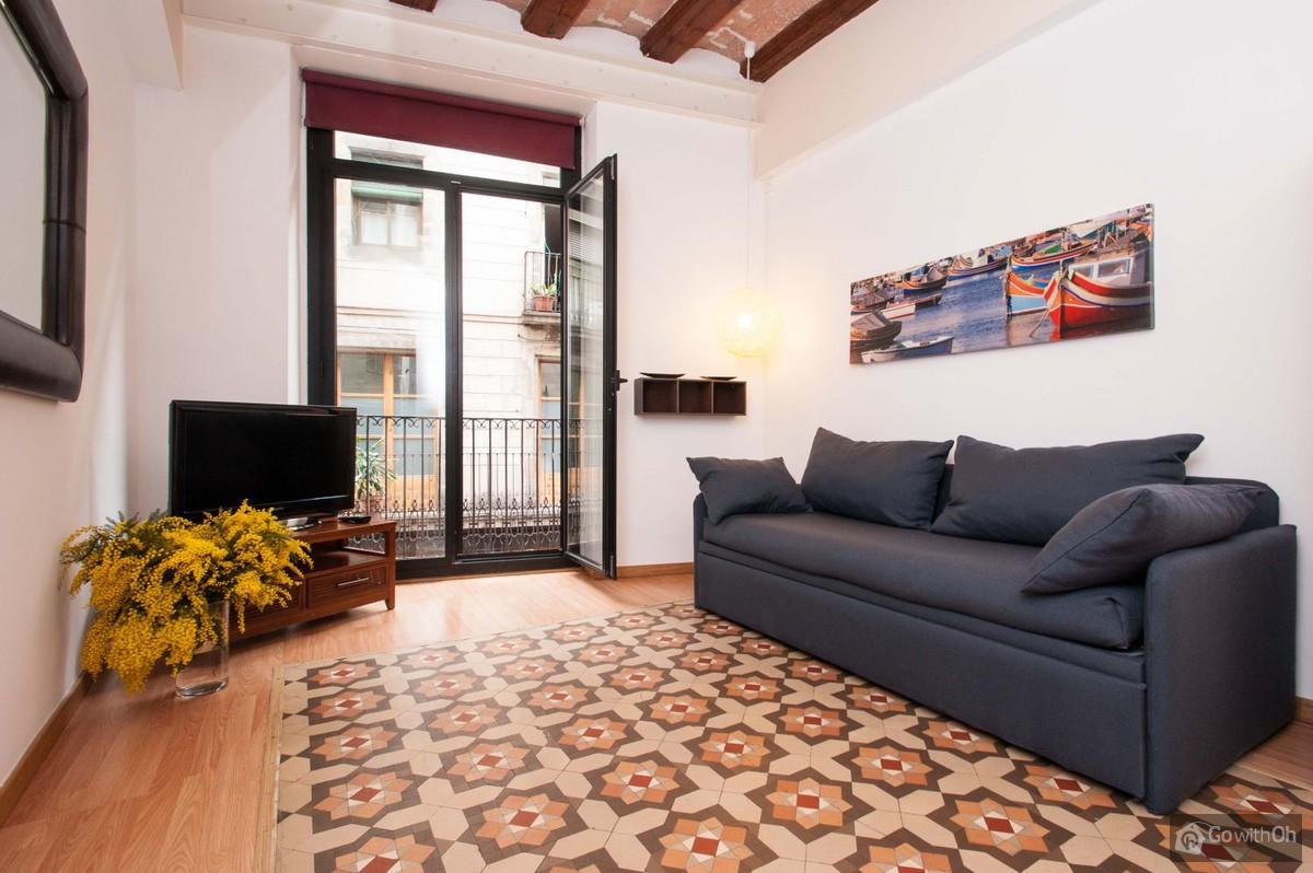 apartments in barri gotic (gothic quarter) | oh-barcelona