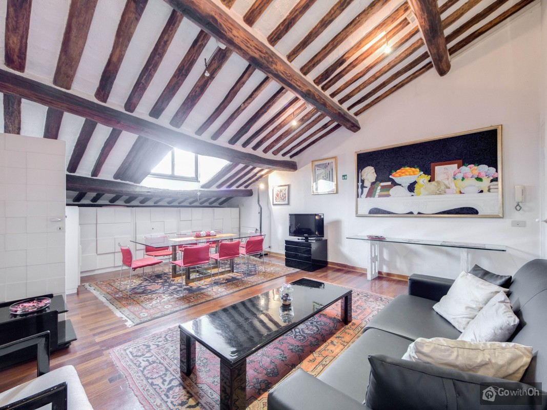 stunning loft apartment 8 minutes from piazza - Rome Apartments