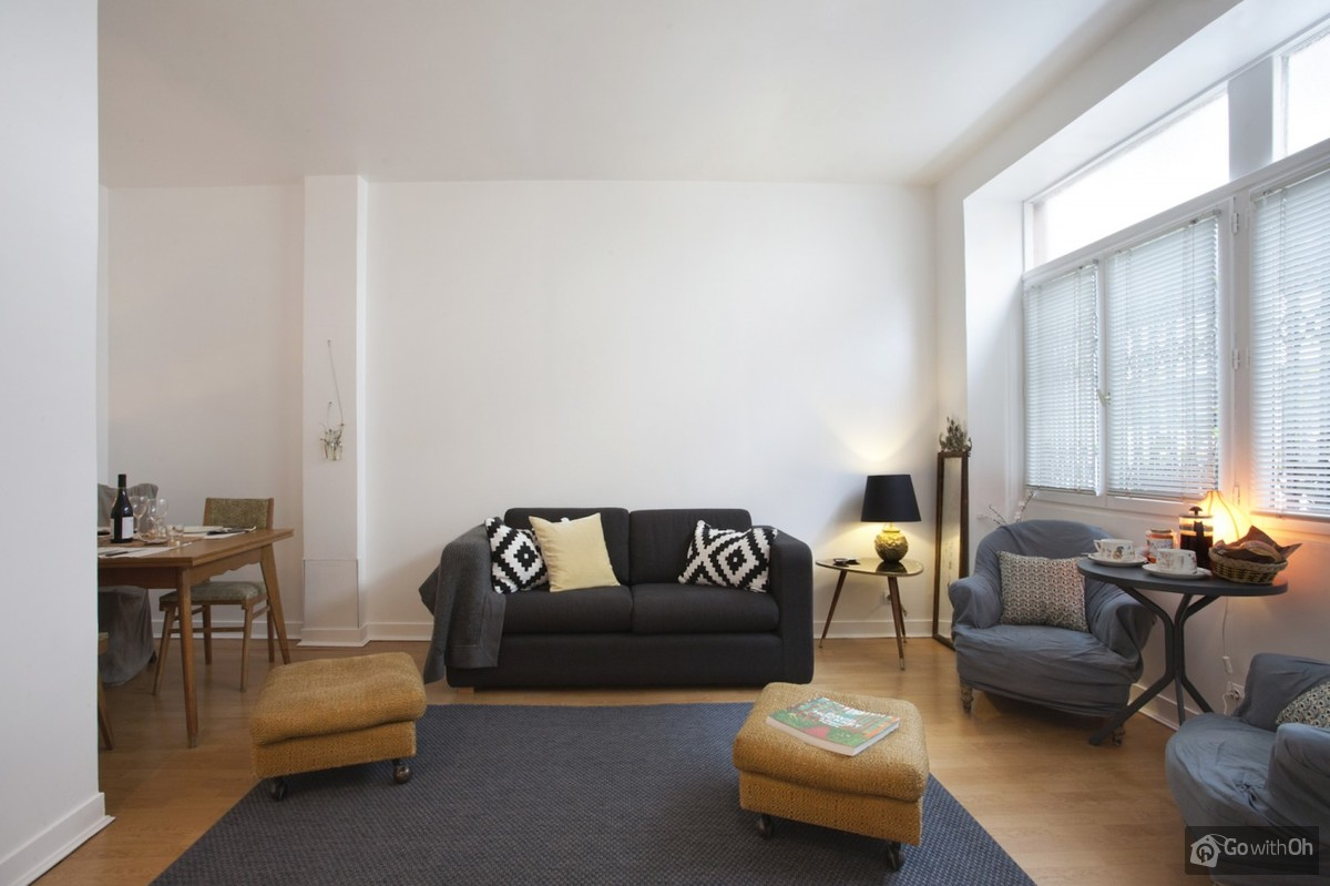 Paris Vacation Rentals Flat At The