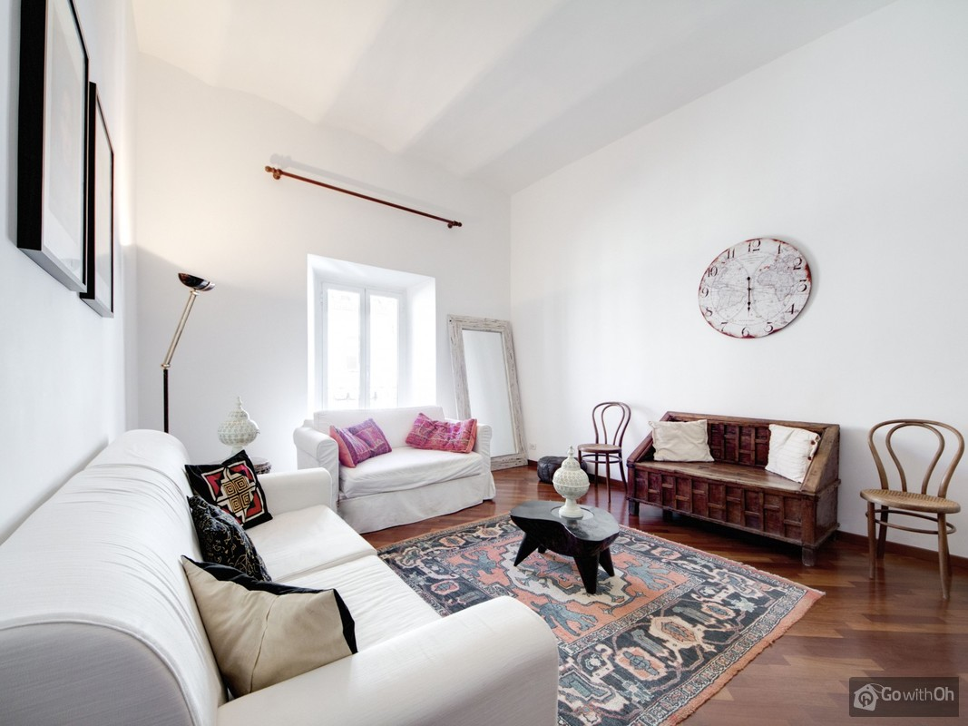 Apartment 2 Minutes From The San Giovanni Basilica