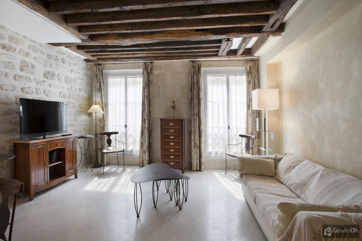 Paris vacation rentals: Apartment for 5 in excellent location