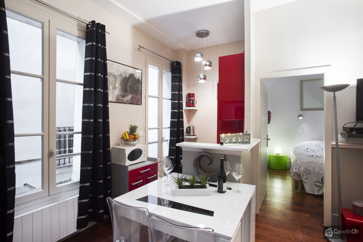 Pulire Materasso Memory Foam paris vacation rentals: flat in the heart of the marais