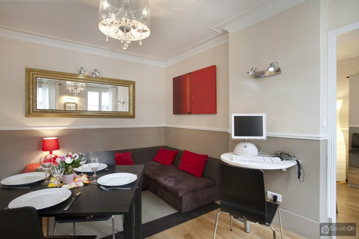 Paris vacation rentals: Apartment near Opéra Bastille