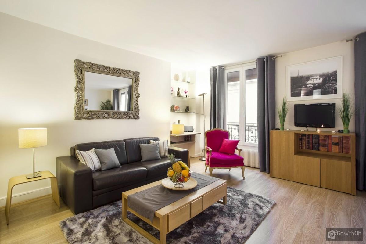 paris vacation rentals sunny - Paris Apartments