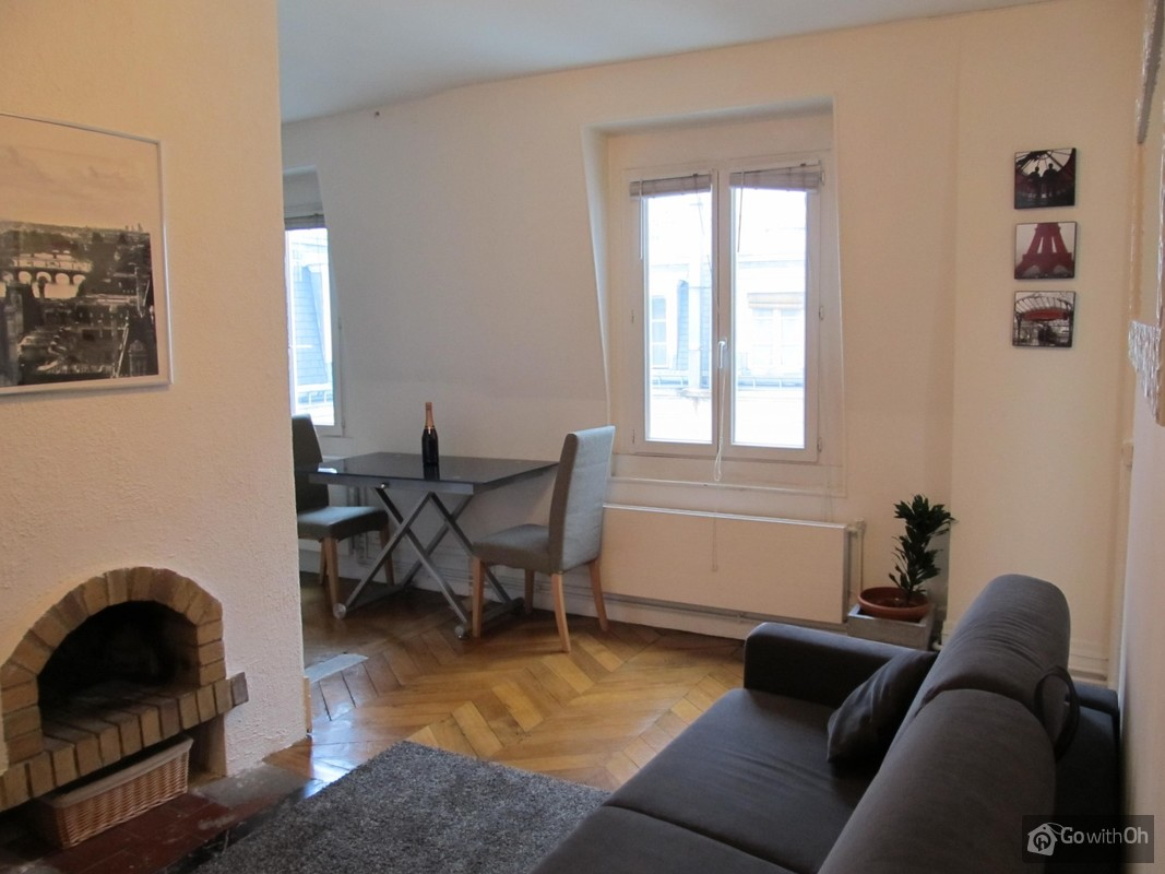 Paris vacation rentals: Flat just 50 meters off the Pompidou