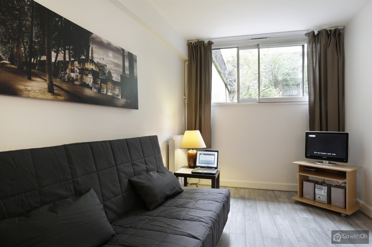 Charming Parisien apartment, only a few steps away from the Eiffel Tower