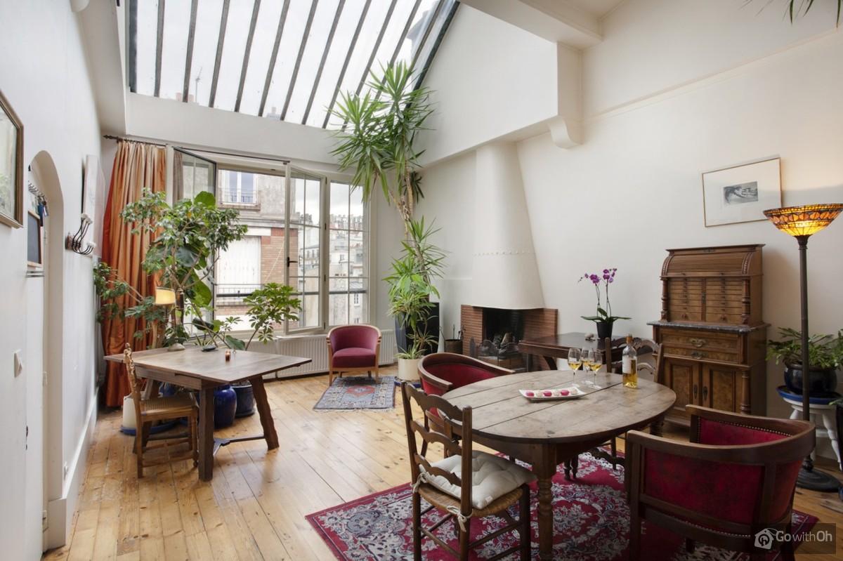 Paris vacation rentals: Apartment in Montmartre
