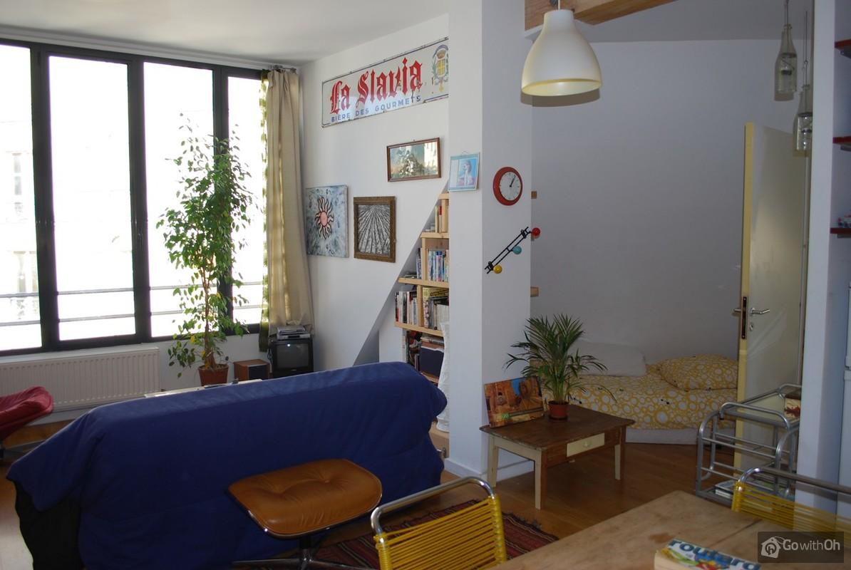 Paris vacation rentals: Apartment in District 20