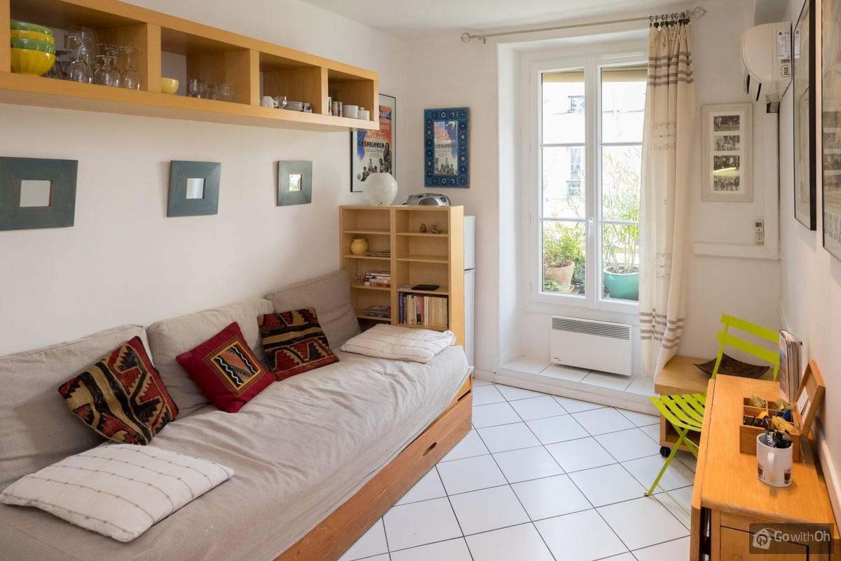 Casa Del Materasso Lugo paris vacation rentals: flat at 'amelie from montmartre' café