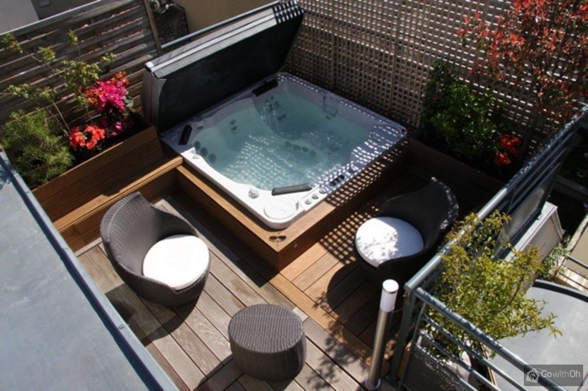 Location Saisonniere Paris Appartement Avec Jacuzzi