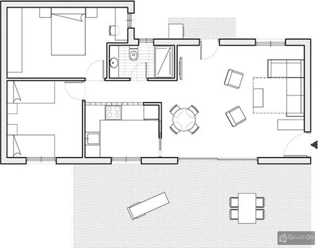 ferienwohnung barcelona mit panoramablick und terrasse. Black Bedroom Furniture Sets. Home Design Ideas